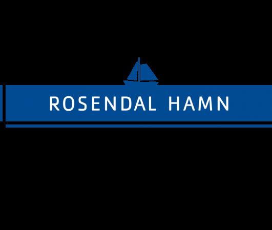 Rosendal  hamn  logo