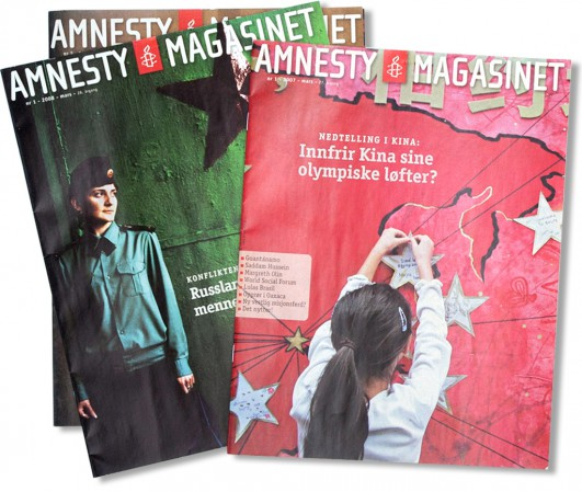 Amnesty  Magasinet