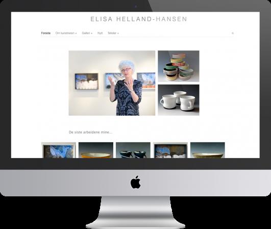 Elisa  Helland  Hansen