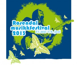 Illustrasjon Musikkfestivalen 2013