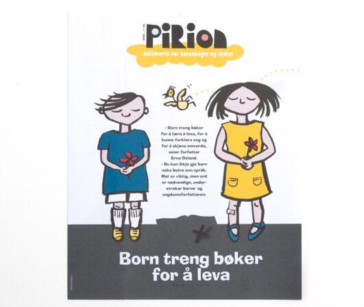 Illustrasjon  Pirion